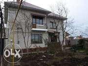 Уютный дом с большим участком в с.Фонтанка